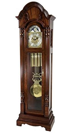 Hermle 010994N91161 Triple Chiming Brookfield Grandfather Cl