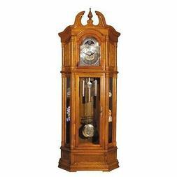 ACME 01410 Filmour Grandfather Clock, Oak Finish