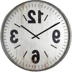 Uttermost 06432 Marino 30 X 30 inch Wall Clock