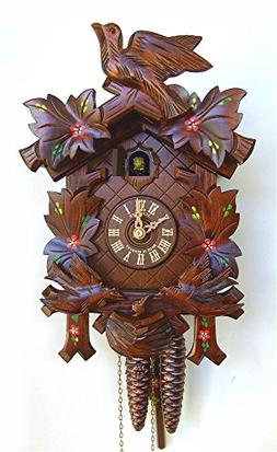 1-Day Moving Birds Cuckoo Clock