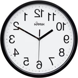10 silent quartz decorative wall clock non