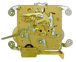 Hermle 1050-020 Triple Chime Mantel Clock Movement With Bron