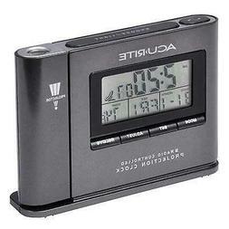AcuRite 13239 Atomic Projection Clock with Indoor Temperatur