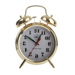 AcuRite 15605 Vintage Twin Bell Alarm Clock by AcuRite