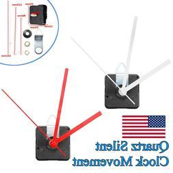 20mm Long Shaft Quartz Silent Clock Movement Mechanism Modul