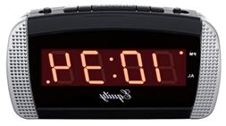 Equity By La Crosse 30240 Super Loud LED Alarm Clock
