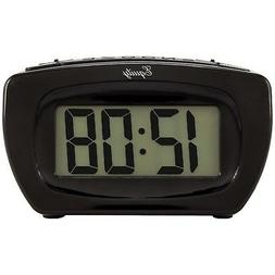 EQUITY 31015 Super-Load LCD Alarm Clock