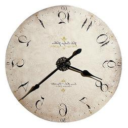 HOWARD MILLER 32 ' OLD FASHIONED WALL CLOCK 620-369 ENRICO F