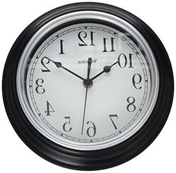 "WESTCLOX 46991A 9"" Decorative Wall Clock"