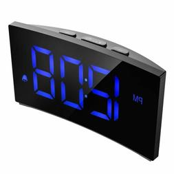 """5"""" LED Screen Digital Projector Projection FM Radio Snooze A"""