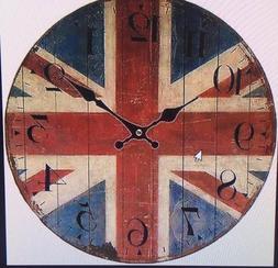 5 vintage uk flag design rustic country