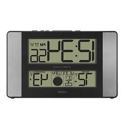 La Crosse Technology 513-1417AL Atomic Digital Wall Clock