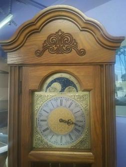 Howard Miller 610-519 Ashley Grandfather Clock *Broken Glass