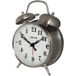 WESTCLOX 70010 Big Ben Twin-Bell Alarm Clock electronic cons