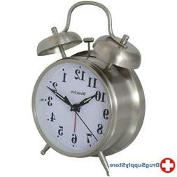 WESTCLOX 70010 Big Ben Twin Bell Alarm Clock NYL70010