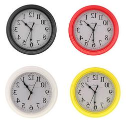 9inches Round WALL CLOCKS for Home, Dining Room, Kitchen, Ba
