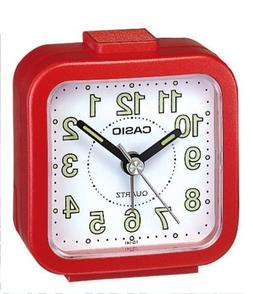 Casio - Tq-141-4Ef - Alarm Clock - Quartz - Analogue - Alarm
