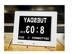 DayClox The Original Memory Loss Digital Calendar Day Clock