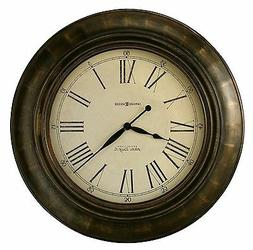 HOWARD MILLER - 625-618 NEW OVER-SIZED GALLERY WALL CLOCK 'B