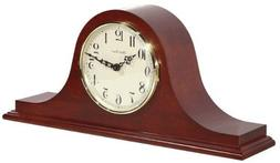 Hermle Sweet Briar Mantel Clock in Cherry with Quartz Moveme