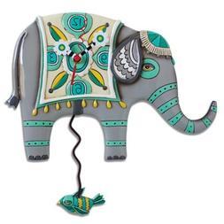 Indie Ellie Elephant Clock Allen Studio Designs