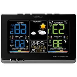 La Crosse Technology C87214 Multicolor Wireless Forecast Sta