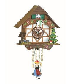 Trenkle Kuckulino Black Forest Clock Black Forest House with