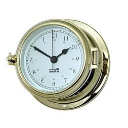 Weems & Plath Endurance II 115 Ship's Bell Clock
