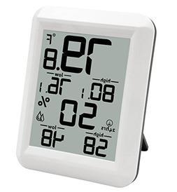Amastar A0421 Indoor Hygrometer Thermometer Portable Digital