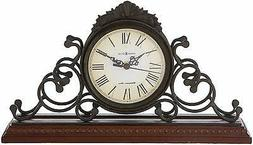 Howard Miller Adelaide Mantel Clock 635-130 – Quartz & Sin