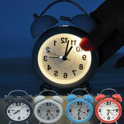 Alarm Clock Digital Large LED Display USB/Battery Operated V