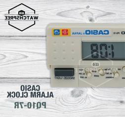 Casio Alarm Clock PQ10-7R