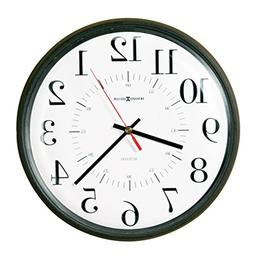 Alton Auto Daylight Savings Wall Clock