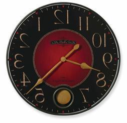 "Antique Brass Rustic Wall Clock Pendulum, Large 26"" Home Dec"