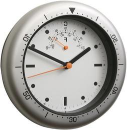 "Bai Design 6.6"" Aquamaster Convertible Wall and Desk Clock"