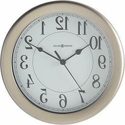 Howard Miller Aries Wall Clock 625-283 – Modern & Round wi