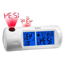La Crosse Technology Atomic Projection Alarm - In/Out Temper
