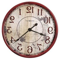 Howard Miller 625-598 Back 40 Wall Clock by Howard Miller