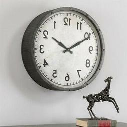 Berta 22 Wall Clock