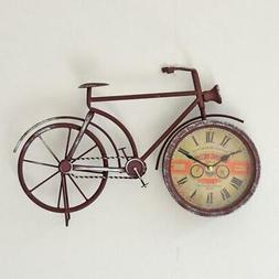Bicycle Wall Clock Fashional Decoration For Living Room