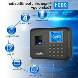 Biometric Fingerprint Checking-in Attendance Machine Employe