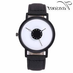 brand women watches 2018 simple style pu