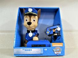 Bulb Botz Paw Patrol 2021302 Chase Kids Night Light Alarm Cl