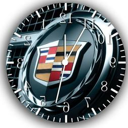 Cadillac Frameless Borderless Wall Clock Nice For Gifts or D