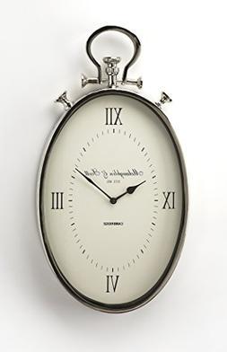 Butler Camden Oval Wall Clock