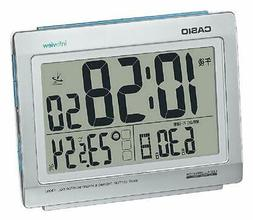 Casio Alarm Clock temperature hygrometer night view light DQ