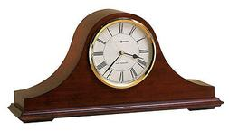 HOWARD MILLER CHERRY FINISH CHIMING MANTEL CLOCK 635-101 CHR