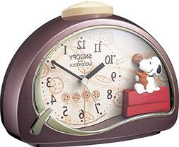 Citizen SNOOPY  Alarm clock R506 4SE506MJ09