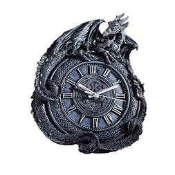 Design Toscano CL2766 Penhurst Dragon Wall Clock