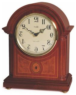 Hermle Clearbrook Barrister Mantel Clock 33% OFF MSRP 22877-